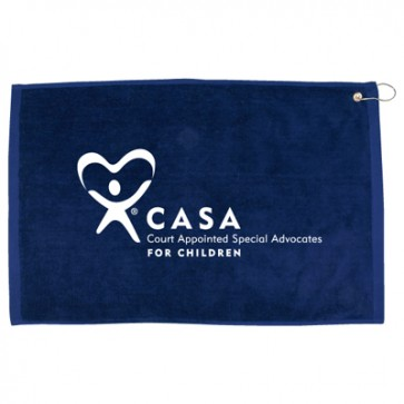 16 x 25 Hemmed Color Towel