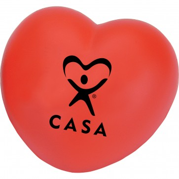 CASA Heart Stress Reliever