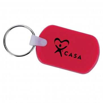 CASA Soft Key Chain
