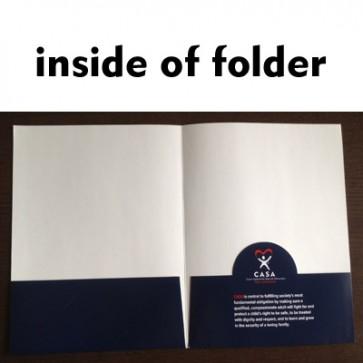 CASA Presentation Folder