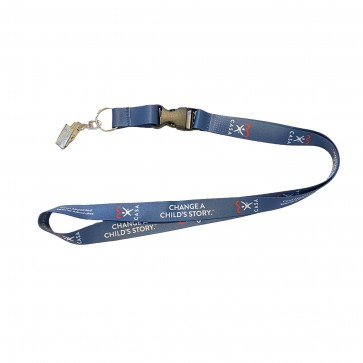 Change a Child's Story Full color lanyard