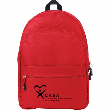 CASA Deluxe Backpack   -Black is Out of Stock Until 9/13/19