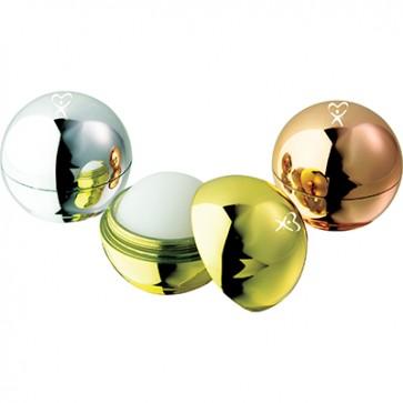 CASA/GAL Metallic Lip Balm Ball