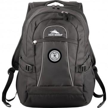 "High Sierra Level 17"" Computer Backpack"