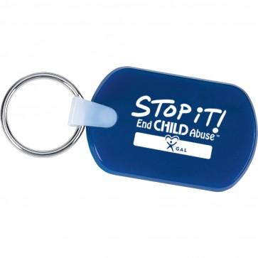 STOP It! Soft Key Chain