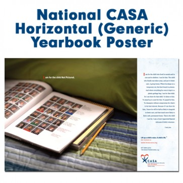 25 Generic Horizontal Poster (CASA - Yearbook)