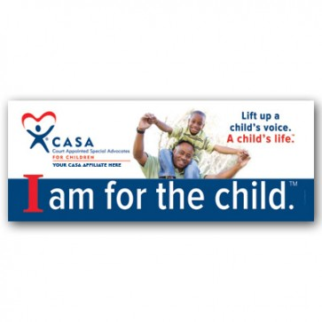 Lift Up a Child Banner
