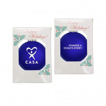 CACS/CASA Round Ornament - Instock/Quick Ship