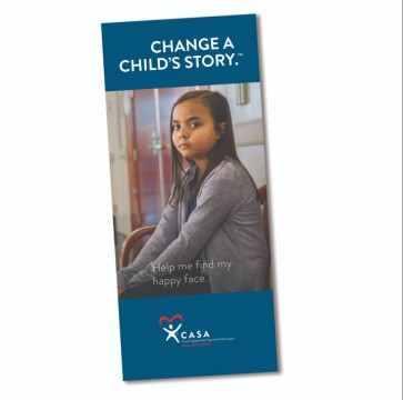 Change a Child's Story/CASA IN STOCK Brochure (Set of 100)