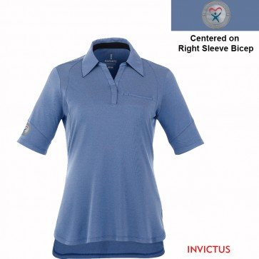 Tango Moisture Wicking Polo - 3dImpress Guardian Ad Litem