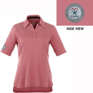 Tango Moisture Wicking Polo - 3dImpress Emblem