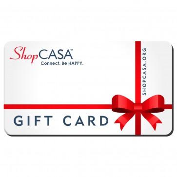 ShopCASA Gift Card