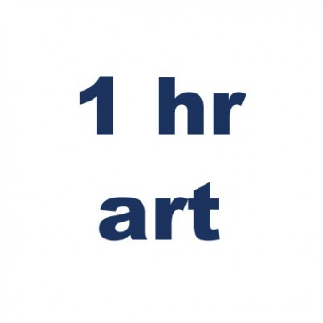 Art Charge For 1 hr