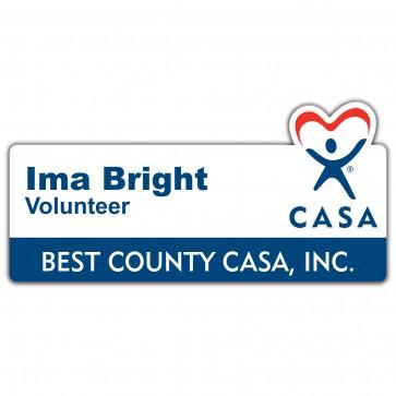 Name Badge (CASA or GAL)