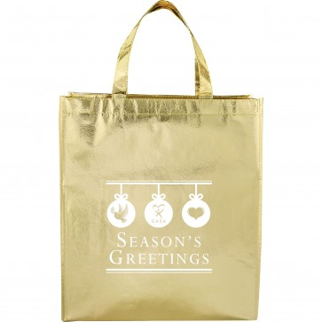 Holiday Gift Bag & Tote