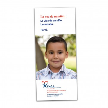 SPANISH - I Am For the Child Brochure (Set of 100)