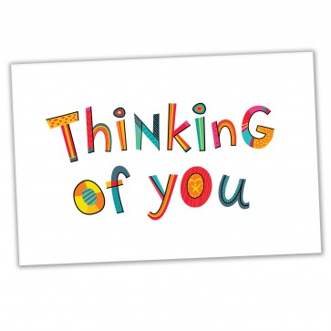 Thinking of You Greeting Cards (25 per set) Spread the Word  TM