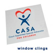 CASA Window Decal