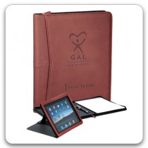Soft GAL iPadfolio with Stand