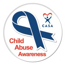 Awareness Button (Ribbon in middle)