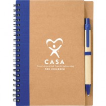 CASA Spiral Notebook #5 with pen