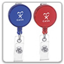 CASA Round Badge Holder