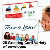 Variety Pack of Cards (25 per set) Spread the Word TM