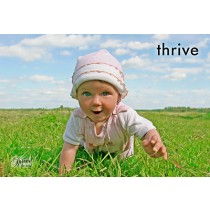 Thrive Postcards (12 per set) Spread the Word  TM