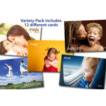 Variety Pack 12 Postcards (12 per set) Spread the Word  TM