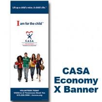 CASA Teens- X-Banner 63 X 24