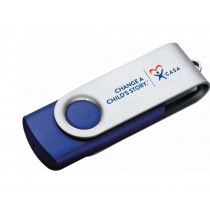 Rotate Flash Drive 8GB - 2 color