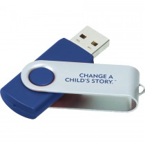 Rotate Flash Drive 8GB - 10 days service ***Blue temporarily out of stock***