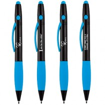 Blue Duo Pen-Highlighter