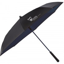 Auto Open - Inside Out Umbrella    ****NAVY ONLY*** CLEARANCE ITEM****