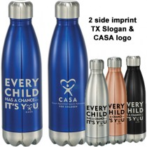 TX CASA Concord 17 oz Vacuum Bottle