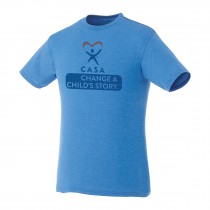 Change a Child's Story Short Sleeve Tee - Full front logo