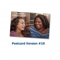 Change a Child's Story Postcards