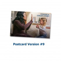 Change a Child's Story IN STOCK Postcards (sets of 50)