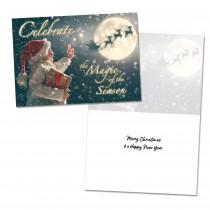 Celebrate the Magic of the Season Card (25 per set) Spread the Word  TM