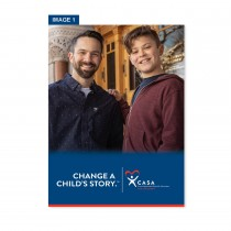 Change a Child's Story™ Full-color CUSTOM Presentation Folder
