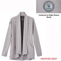 Celestial Knit Blazer/1/4 zip - 3dImpress Guardian Ad Litem
