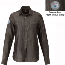 Sheen Denim Shirt - 3dImpress Guardian Ad Litem