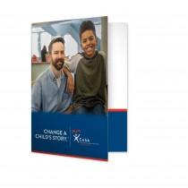 Change a Child's Story™ Full-color Presentation Folder