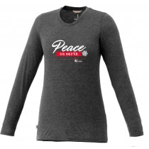 Bolt Long Sleeve Tee Peace CASA