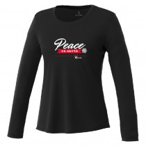 PRIMA Long sleeve Tech Tee Peace CASA