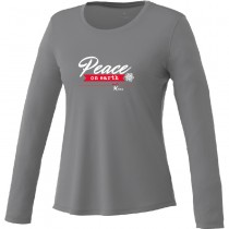 PRIMA Long sleeve Tech Tee Peace GAL