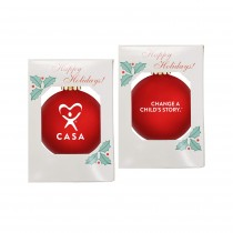 CACS/CASA Round Ornament