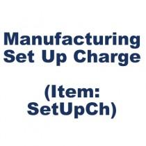 MFG Setup Charge $50.00