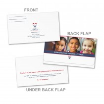 Every Child Has a Chance Remittance Envelope (Custom)