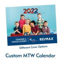 Customizable 2022 More Than Words™ Calendar (CASA or GAL)